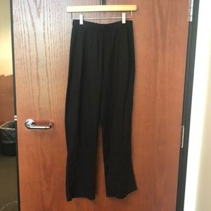 LL Bean nylon/Lycra pants